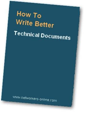 Conference report in technical writing